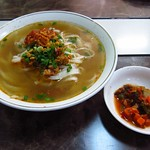 "Shan Noodle Soup <a style=""margin-left:10px; font-size:0.8em;"" href=""http://www.flickr.com/photos/14315427@N00/6920927676/"" target=""_blank"">@flickr</a>"
