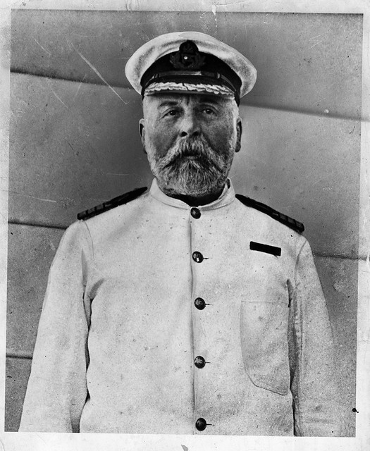 Edward John Smith, capitaine du Titanic