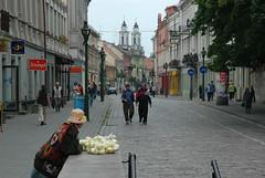 Kaunas Altstadt Lettland I