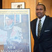 Talk show host Tavis Smiley