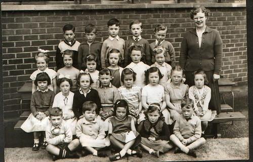 Milincroft school photo.1960s