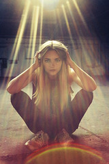 rays of sunlight (Greta Tu) Tags: portrait inspiration fashion raw editorial greta trashed gretatu