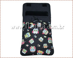 REF. 0078/2012 - Case Notebook Corujinhas (.: Florita :.) Tags: notebook coruja netbook ipad corujinha capanotebook bolsaflorita casenotebook bolsanotebook caseipad bolsacasenoteenetbook bolsanetbook casenotebookemtecido caseemtecido