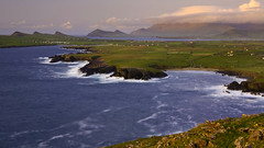 42-22482784 (manhhung) Tags: ocean county travel ireland water landscape bay coast europe britishisles scenic nobody coastline atlanticocean naturalworld westerneurope headland dinglepeninsula countykerry clogherhead northatlanticocean irelandisland marinescene munsterprovince ballyferriterbay