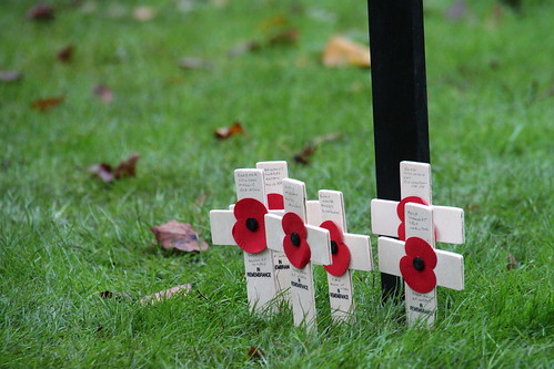 Remembrance Day, York, England