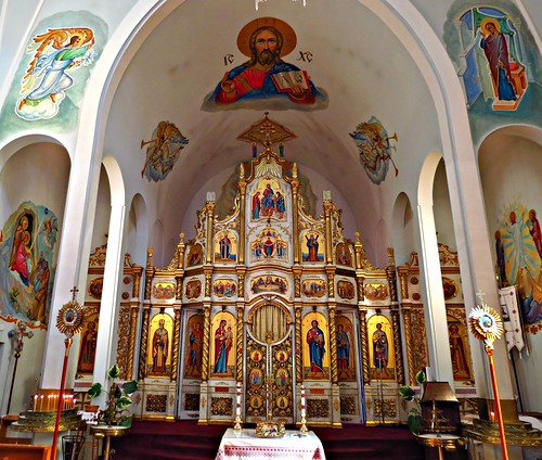 Ukrainian Orthodox Church of St. Demetrius, Toronto, ON