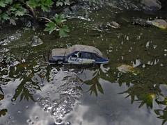 Pentax Q (Marcin Kubon) Tags: car toy police policja samochod samochd fso polonez zabawka samochodzik pentaxq01