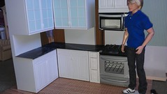 Kitchen Drawers (Jwarlocke) Tags: kitchen ooak fashiondoll kenmore playset dioramas 16scale playscale myfirstkenmore