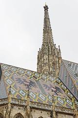 Austria-00035 - St. Stephen's Cathedral (Stephansdom) Roof (archer10 (Dennis) 85M Views) Tags: vienna church lights austria catholic tour cathedral symbol sony free stephansdom dennis jarvis insight altars ststephenscathedral iamcanadian freepicture dennisjarvis archer10 dennisgjarvis nex7 sel35f18 18200diiiivc