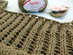 My Gemini in green! (ktuka) Tags: verde punto tricot sweater knitting handmade knit craft pullover handcraft blusa manualitats tejido manualidad