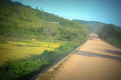 Dusty Road (Mikey Smyth) Tags: philippines el nido palawan
