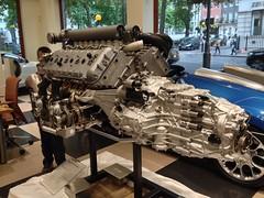 Bugatti W16 engine (mangopulp2008) Tags: world cars vw germany volkswagen italian engine bugatti eb w16 italiancars icapture worldcars ettorebugatti me2youphotographylevel1 jackbarclayrollsroycebentley bugattiw16engine