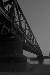 Rheinpark Duisburg 4 (PentaxTux) Tags: bridge duisburg rhine duisburgrheinpark