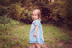 (JeneeMathes) Tags: park blue trees sunset summer green love nature girl angel nikon toddler glow dress state earthy kansas nikkor wander d800 falyn jeneemathes
