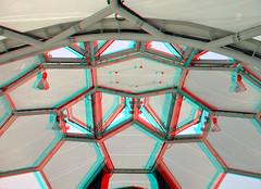 Drijvend Paviljoen 3D (wim hoppenbrouwers) Tags: 3d rotterdam anaglyph stereo kopvanzuid wilhelminapier redcyan stereopicture drijvendpaviljoen rijnhavenpaviljoen