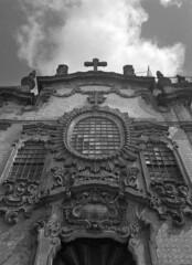 bronica_HP5+ (Henrique ATF) Tags: sky bw 120 church clouds analog blackwhite 645 bronica ilford adox adonal