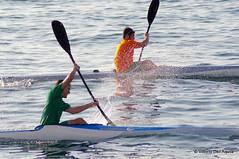 K1 Secondo quarto di finale (Vittorio Dell'Aquila) Tags: rowing rudern canottaggio veslanje