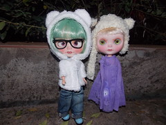 Olivia e Nina