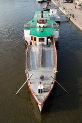 Boat (kaddafi210) Tags: old river boat ship republic czech prague samsung praha historic steam 1855 vltava parnik nx210