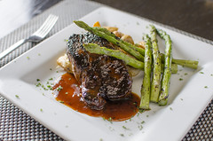 Le Meridien (Wade Griffith) Tags: food bar dinner restaurant hotel dallas interior lemeridien 13402noelrd