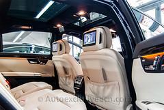 Mercedes S 500 Largo - Negro Obsidiana - Piel Beige