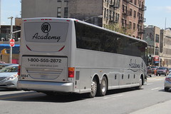 IMG_9723 (GojiMet86) Tags: street new york city nyc bus buses broadway atlantic unknown express academy 125 125th 6564 c2045