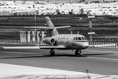 Spanish Air Force Dassault Falcon 20 TM-11-3 GCRR 240315 (gerrykane214) Tags: canon eos islands march airport spain force aviation military air lanzarote spanish falcon canary 20 dassault gcrr 2015 tm113