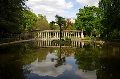 Paris 8e - Parc Monceau