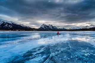 Beacon | Abraham Lake, Canadian Rockies