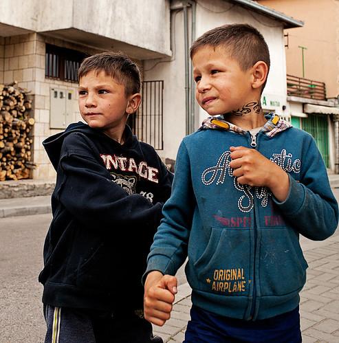 Mostar streetkid