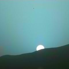 Sunset on Mars - Sol 956 (Kevin M. Gill) Tags: mars space nasa curiosity marssciencelaboratory