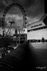 All Seeing (Bridge B) Tags: urban blackandwhite london londoneye bigben southbank festivalhall