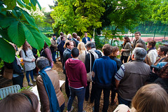 19 mai 2015 - inauguration Jardin collectif CIUP-98