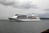 'Silver Whisper' (Longreach - Jonathan McDonnell) Tags: clouds cruiseship dublinport cruiseliner silverwhisper dsc0047 justclouds silverseacruises