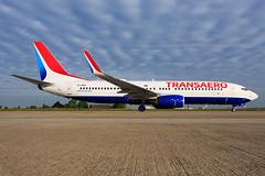 Transaero B737-8 EI-RUR