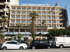 Hotel Riviera Beirut!