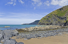 Another view (stu cook) Tags: august2016beachnearmorfaisaf ceredigion