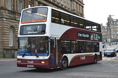 Lothian Buses 655 SK52OHS (Will Swain) Tags: edinburgh 24th september 2016 bus buses transport travel uk britain vehicle vehicles county country scotland scottish north northern central city centre lothian 655 sk52ohs