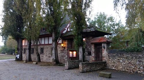 Jordan's Untermühle im Selztal