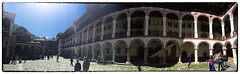 Rila monastery 2 (imagek) Tags: rita monastery bulgaria building architecture iphone pano