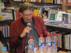 Francisco Madariaga present 'Contradegellos' (UNERnoticias) Tags: francisco madariaga contradegellos eduner editorial universidad nacional entre ros buenos aires criollo del espacio