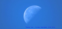 The Whole Of The Moon....... (law_keven) Tags: themoon london england londonwetlandcentre wetlandcentre moon
