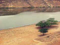 Sumhuram Archeological Park (**yukiko**) Tags: salalah oman khor rori sumhuram archeological park wadi darbat lagoon laguna desert