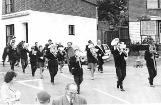 Circa 1965 Remembrance Parade