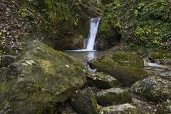 a little waterfall (emanuel.foglia) Tags: cascata balisio ballabio lecco lombardia italy nikon d7200 sigma1835 art natura panorama acqua pozza sassi rocce muschio foresta autunno