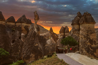 Kapadokya ( Cappadocia)