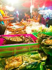 161001 Street Food Vendor (Fob) Tags: october 2016 travel trip asia thailand chiangmai   food people