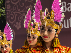 Jatamakuta (hastuwi) Tags: jawa java javanese seni tari budaya indah penari dancer dance headware headwear