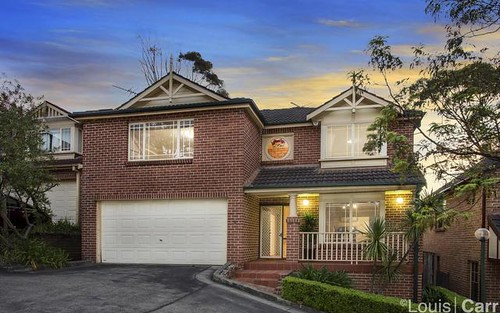 9/23 Glenvale Close, West Pennant Hills NSW 2125