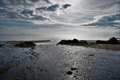 Children Of The Sun (MPD Photography) Tags: clouds sun water beach oceanscape cloudscape skyline nikon nikond7200 newengland rocks sand